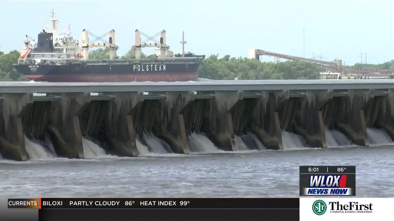 Coastal News Today   Bonnet Carre Spillway closure delayed
