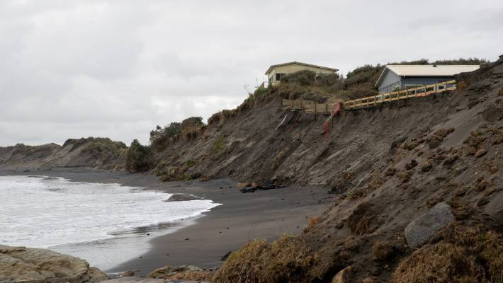 Shifting sands and climate change are being blamed for the erosion.