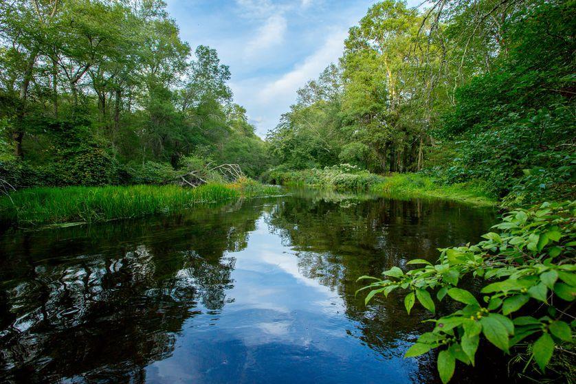 Pawcatuck River Rhode Island