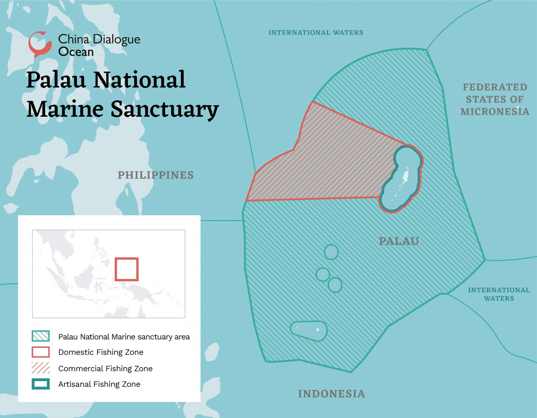 Palau national marine sanctuary