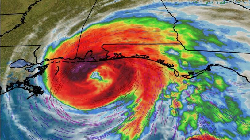 Coastal News Today | Gulf of Mexico - Sally Expected to ... Hurricane Sally Tracker Today
