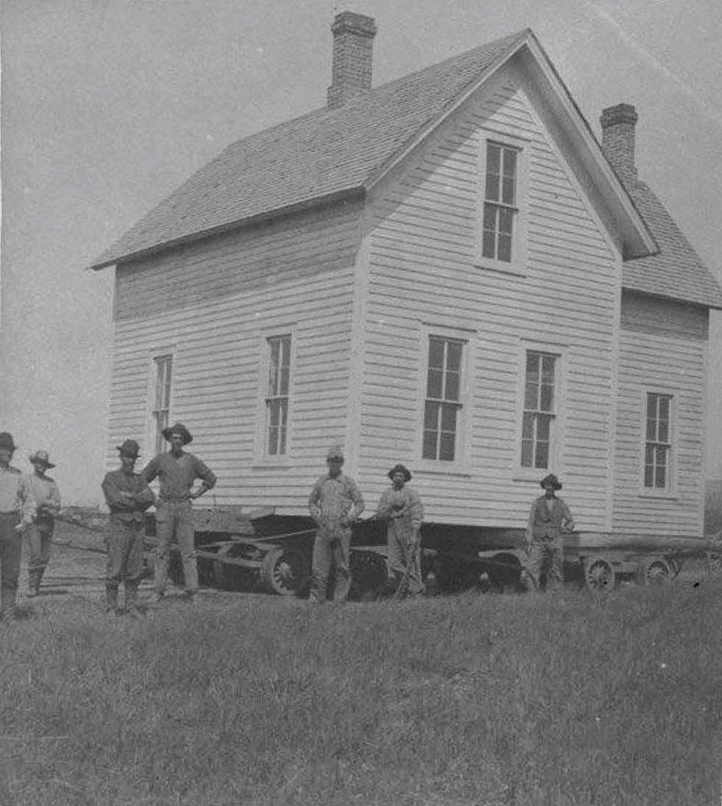 Niobara on Wheels, 1881.