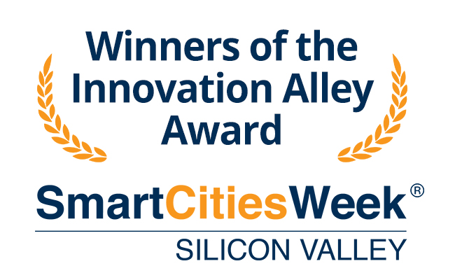 Insights gets the innovation award at smart city week