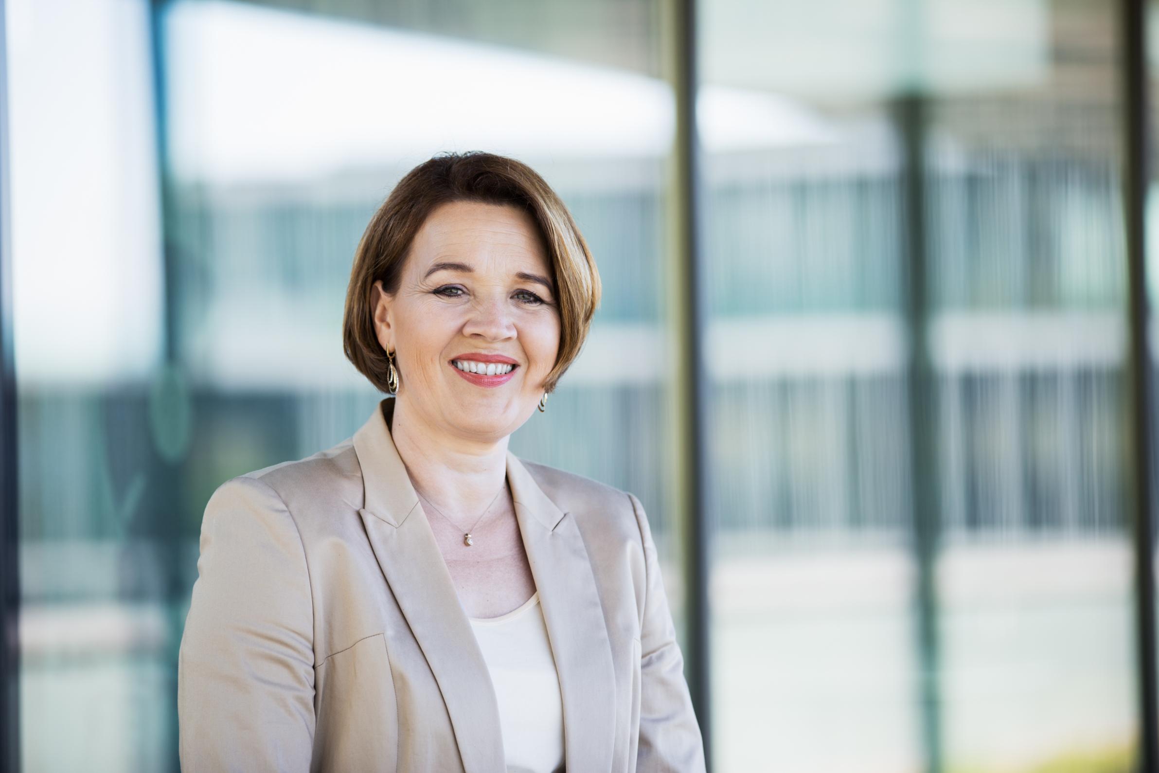 Andrea Kaufmann, Bürgermeisterin