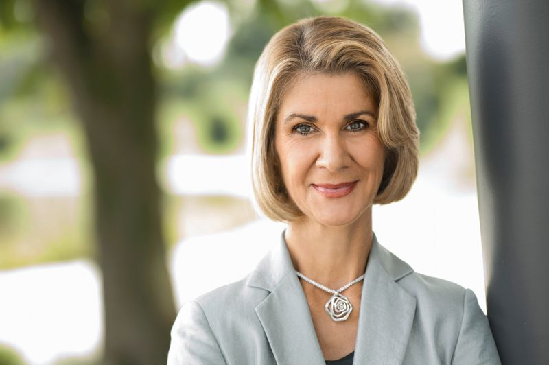 Brigitte Mohn, Member of the Executive Board, Bertelsmann Stiftung
