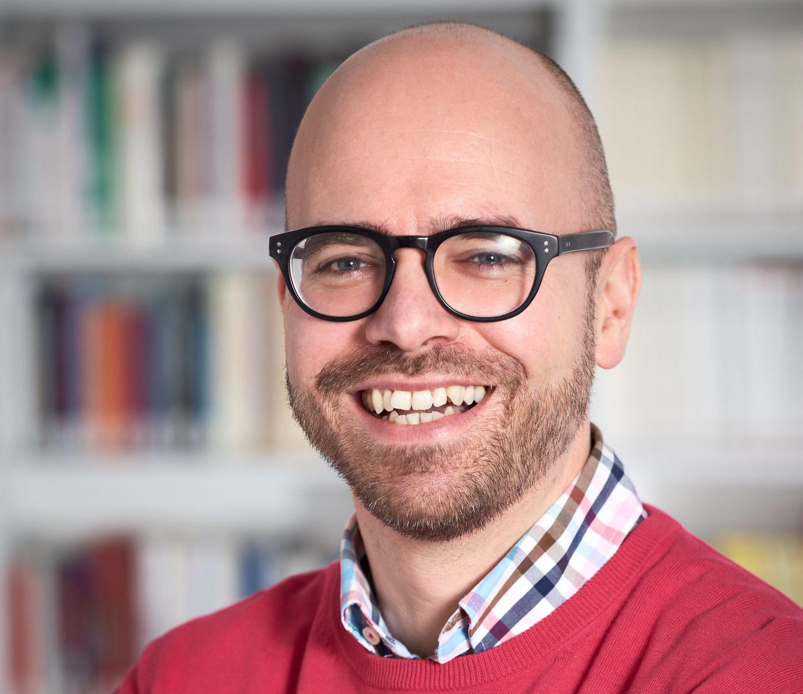 Josef Lentsch, Director Neos Lab