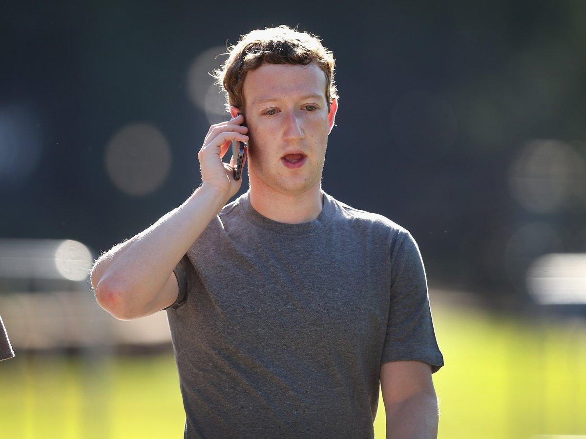 Mark Zuckerberg's quest for simplicity
