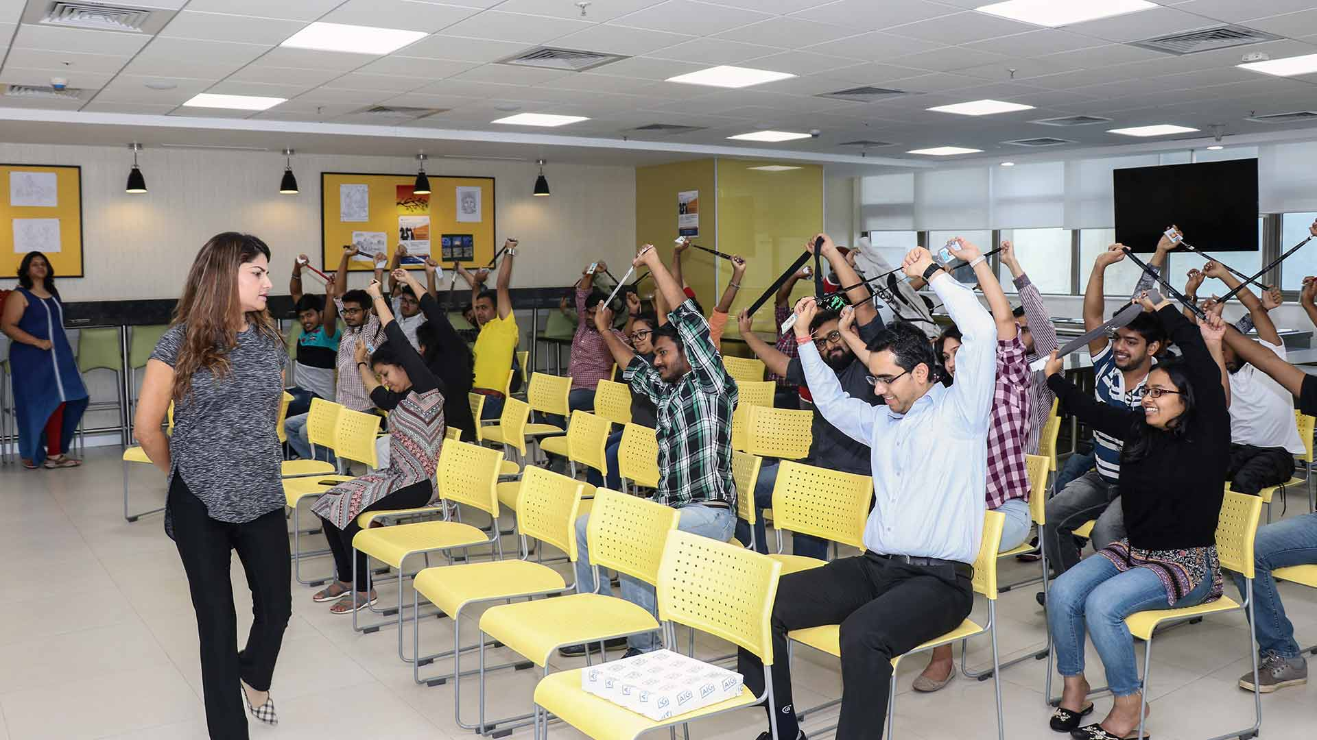 health and fitness workshop india