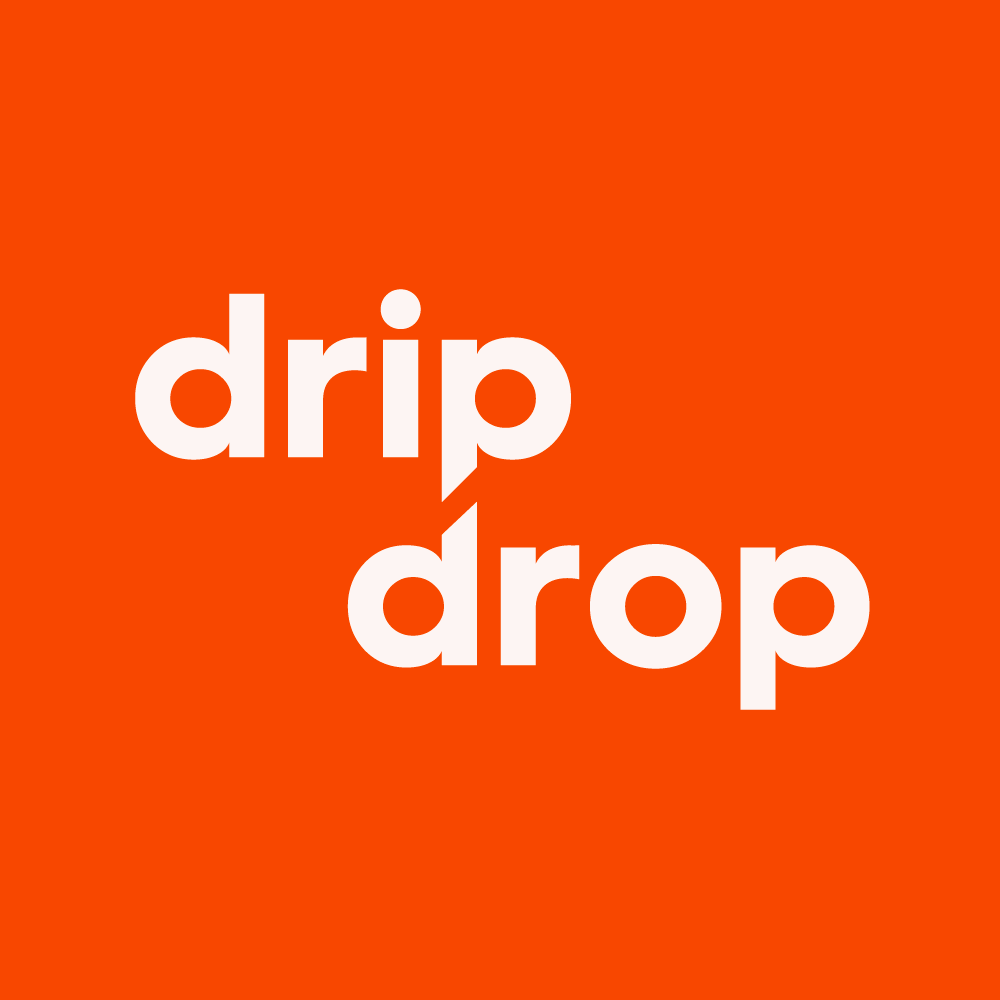 Dripdrop Umbrella Sharing - Logo footer