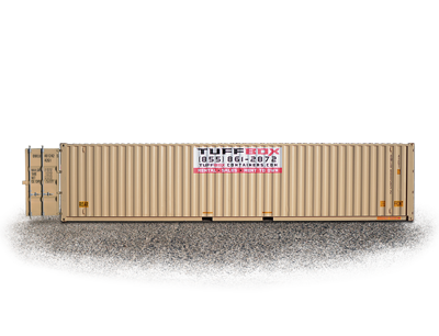 40-foot storage container