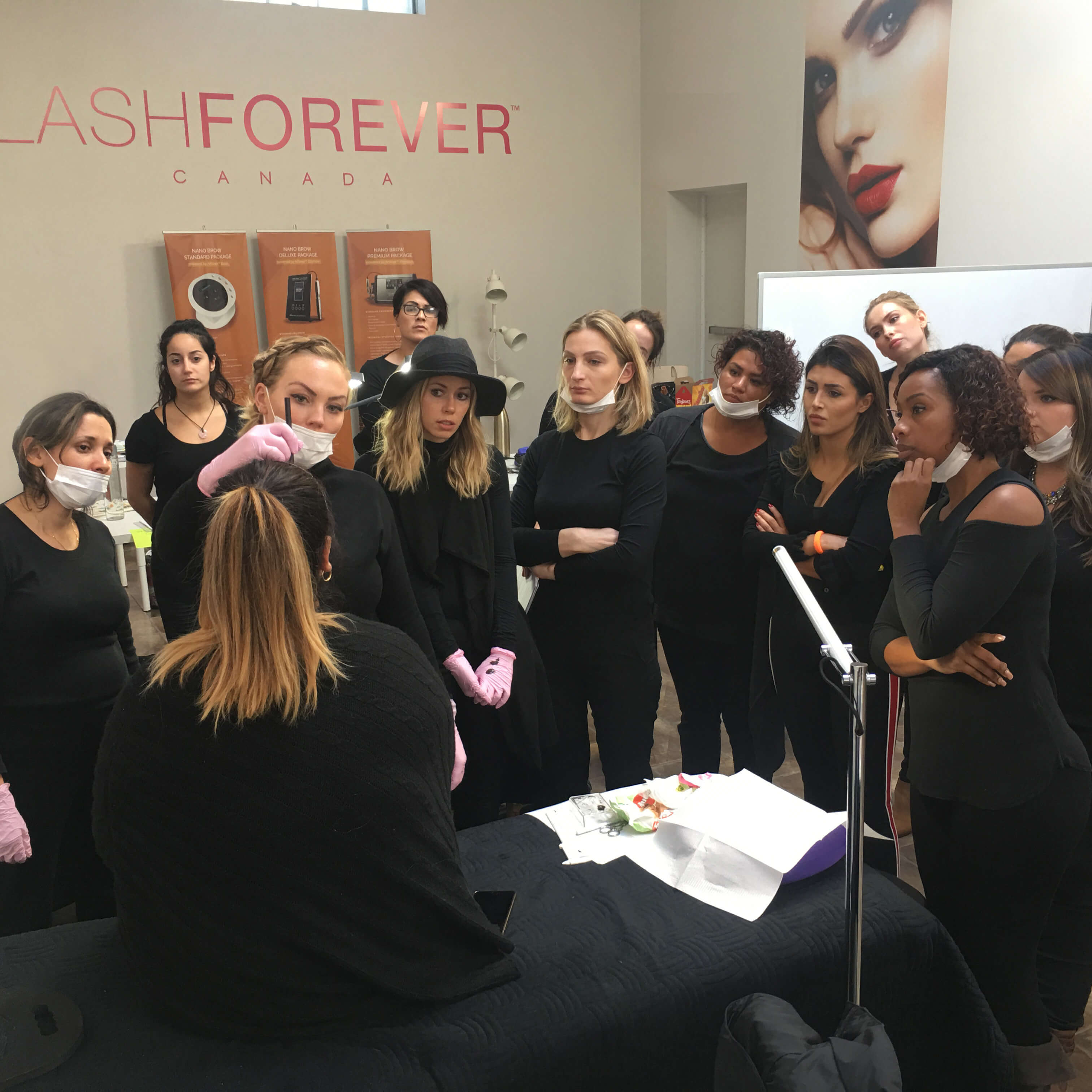 Lashforever - Eyelash & Eyebrow Training in Canada