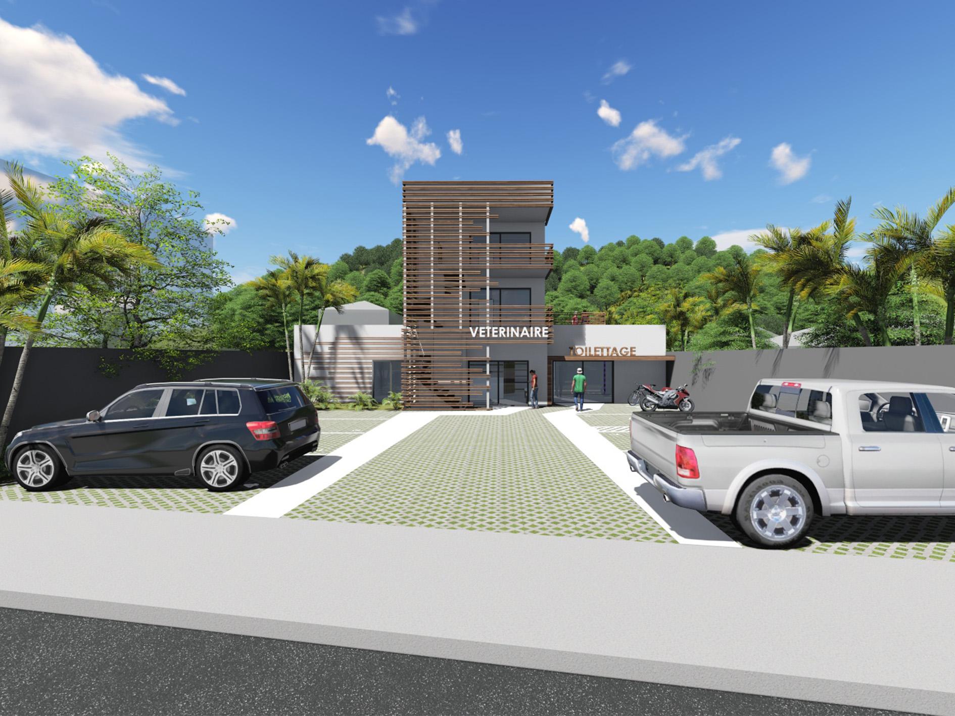 Clinique Vétérinaire de Paofai