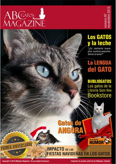 Portada ABCgatos Magazine No.7