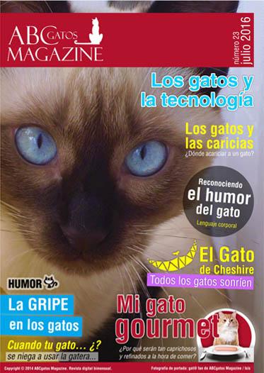 Portada ABCgatos Magazine No.23