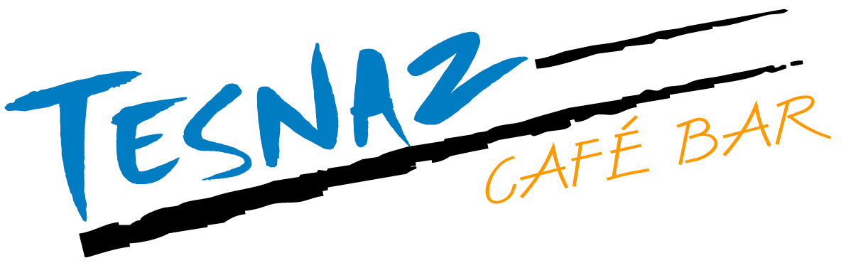 Tesnaz Cafe Bar Logo