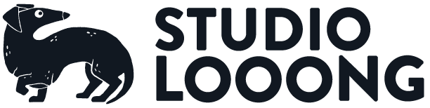 Studio Looong Logo Children's illustration Champaign Illinois midwest