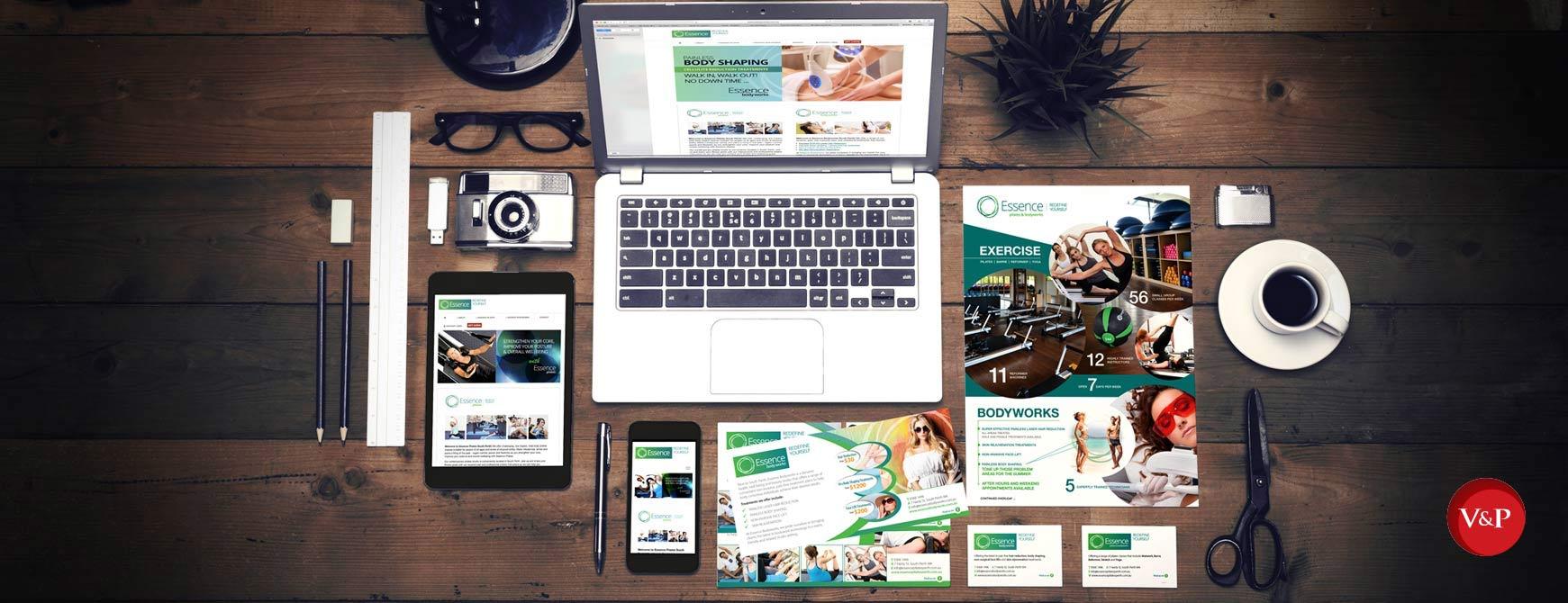 Graphic Design Services Perth
