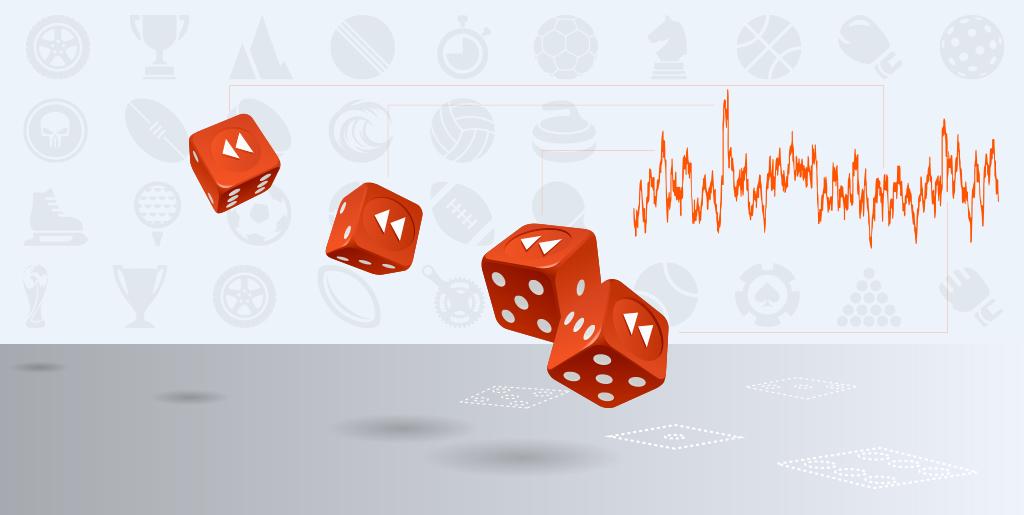 Бросание кубиков в ставках
