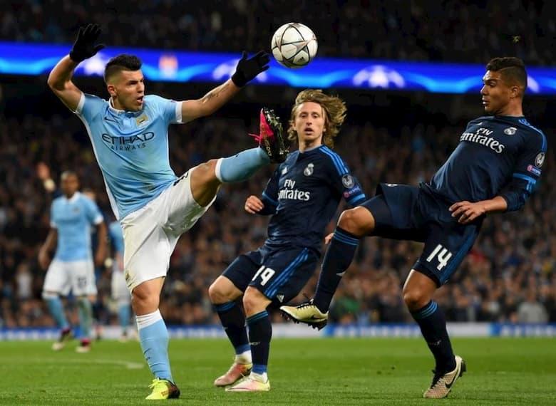 Противостояние Реала и Манчестер Сити