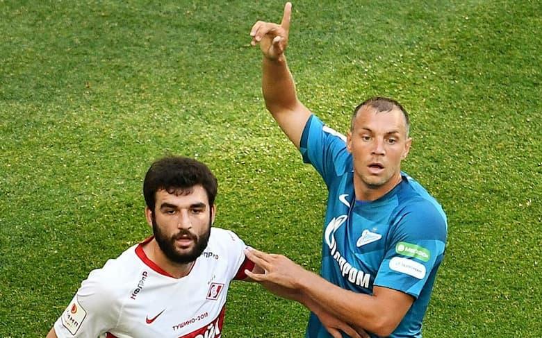 Противостояние Спартака и Зенита