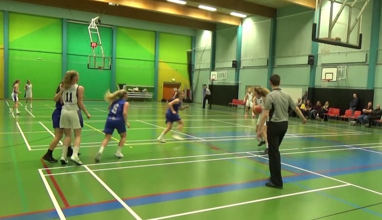 Баскетбол Дания