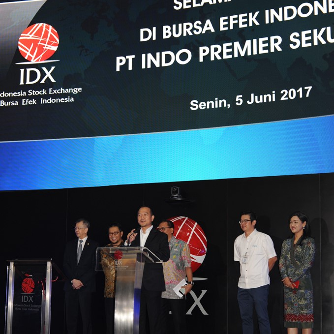 IPOTPAY Product Launch Indo Premier