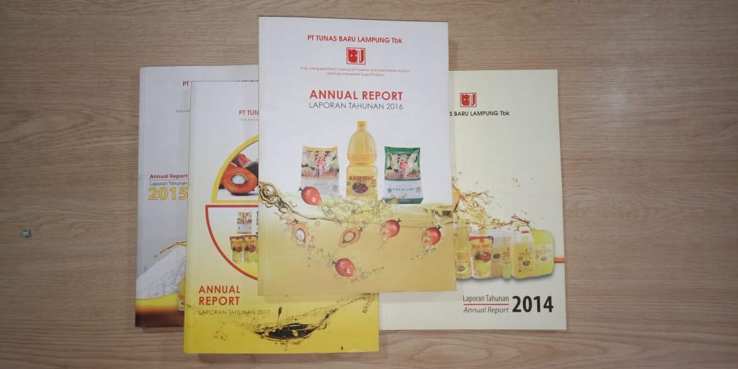 Biro Percetakkan Jakarta untuk Terbitkan Annual Report
