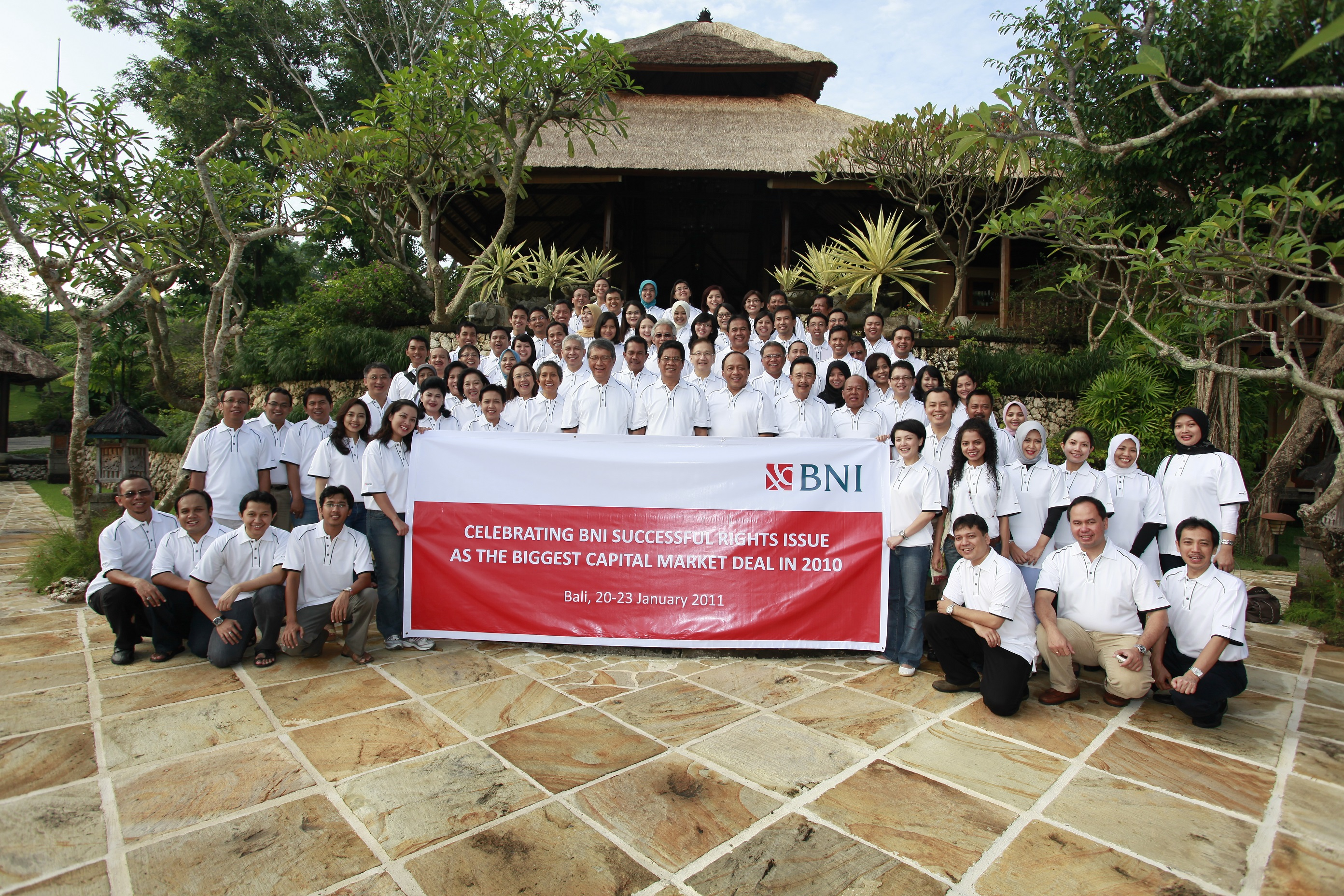 Employee gathering BNI