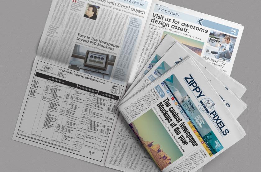laporan keuangan dengan biro iklan jakarta
