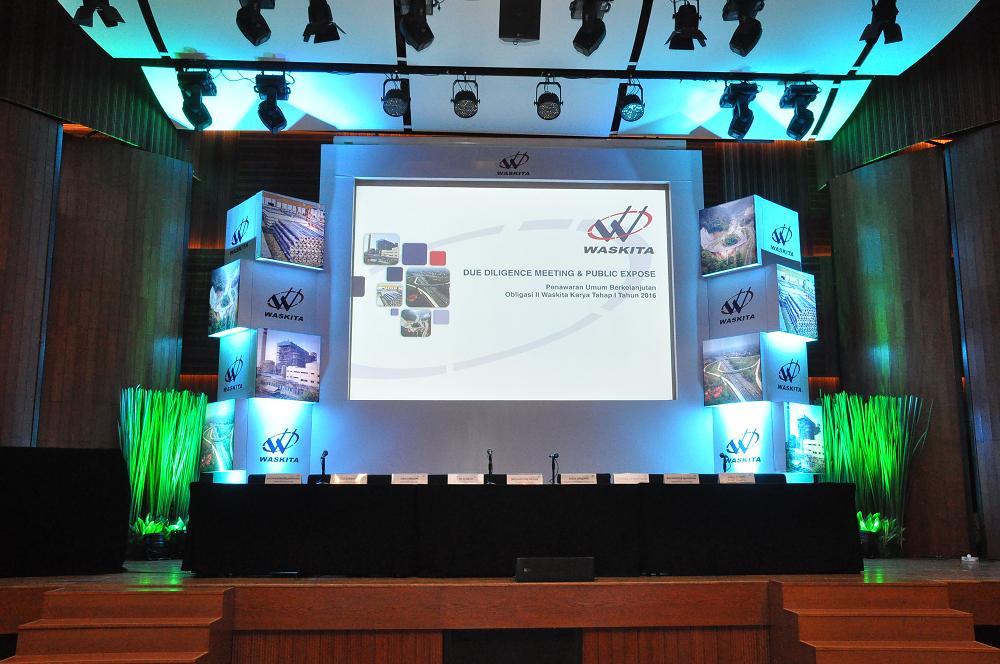 Gelar Public Expose, Perusahaan Perlu Kerjasama dengan Profesional Event Organizer