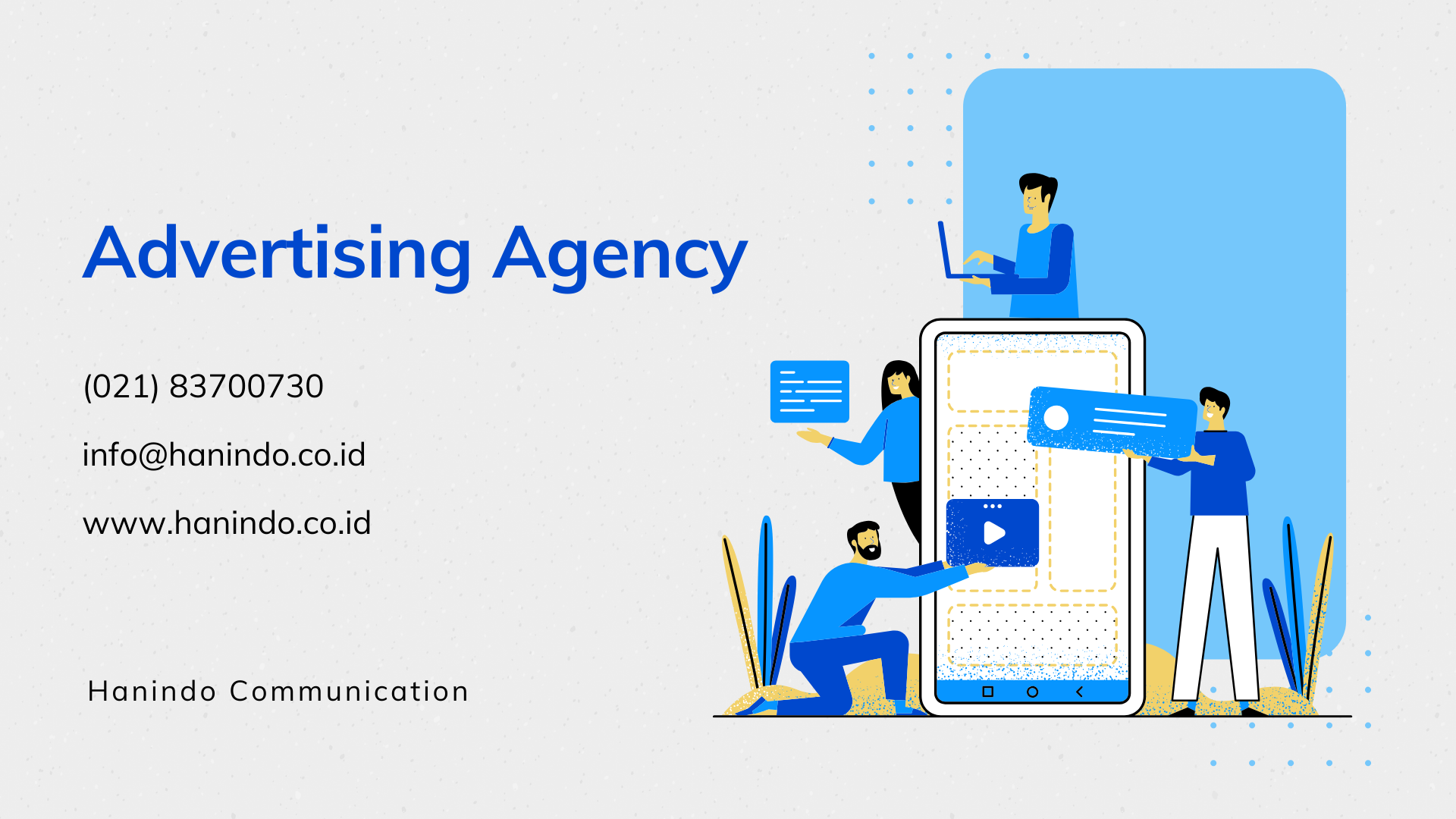 Advertising Agency Hanindo