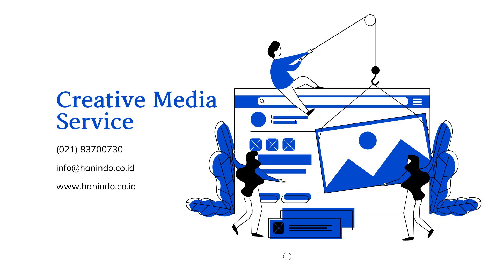 Apa Itu Creative Media Service?