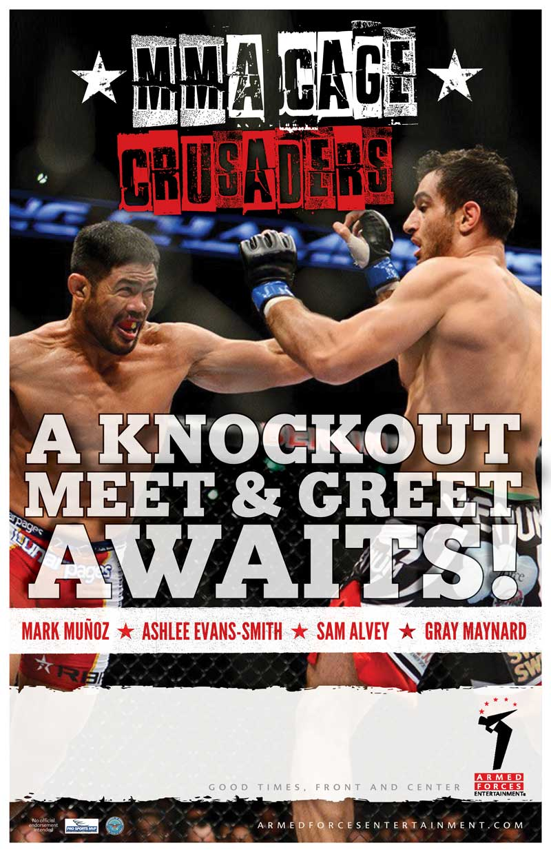 AFE - MMA CAGE CRUSADERS