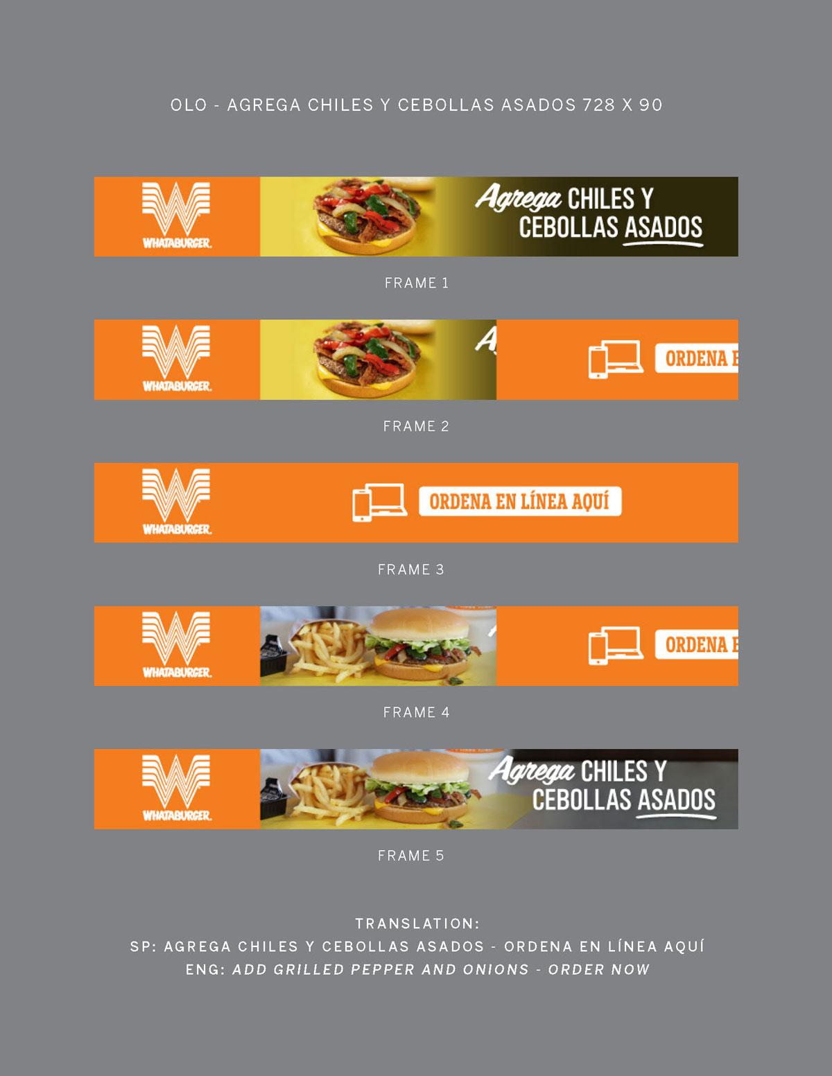 OLA 720x98 HTML5 Animated Display Ad