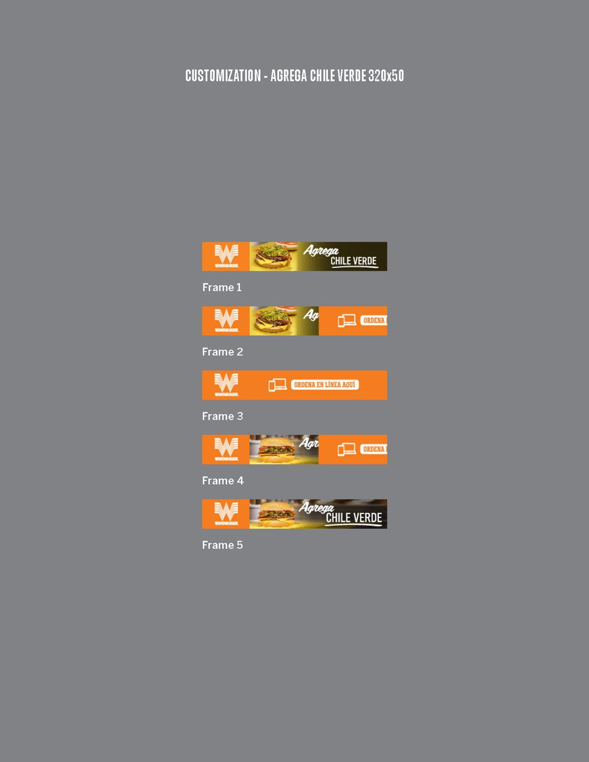 OLA 320x50 HTML5 Animated Display Ad - Mobile