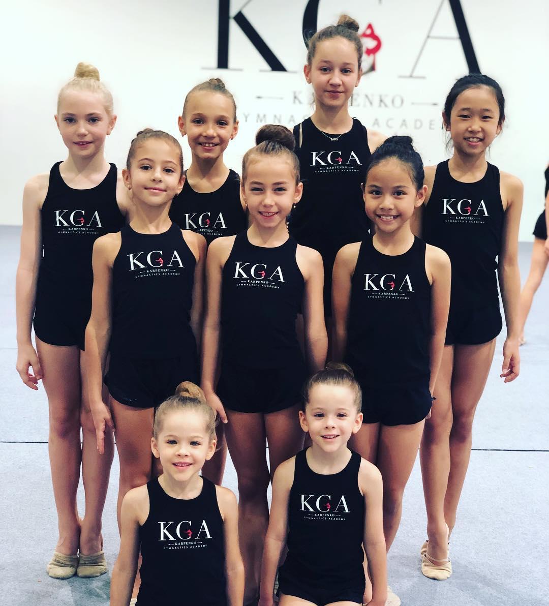 KGA Gym Girls