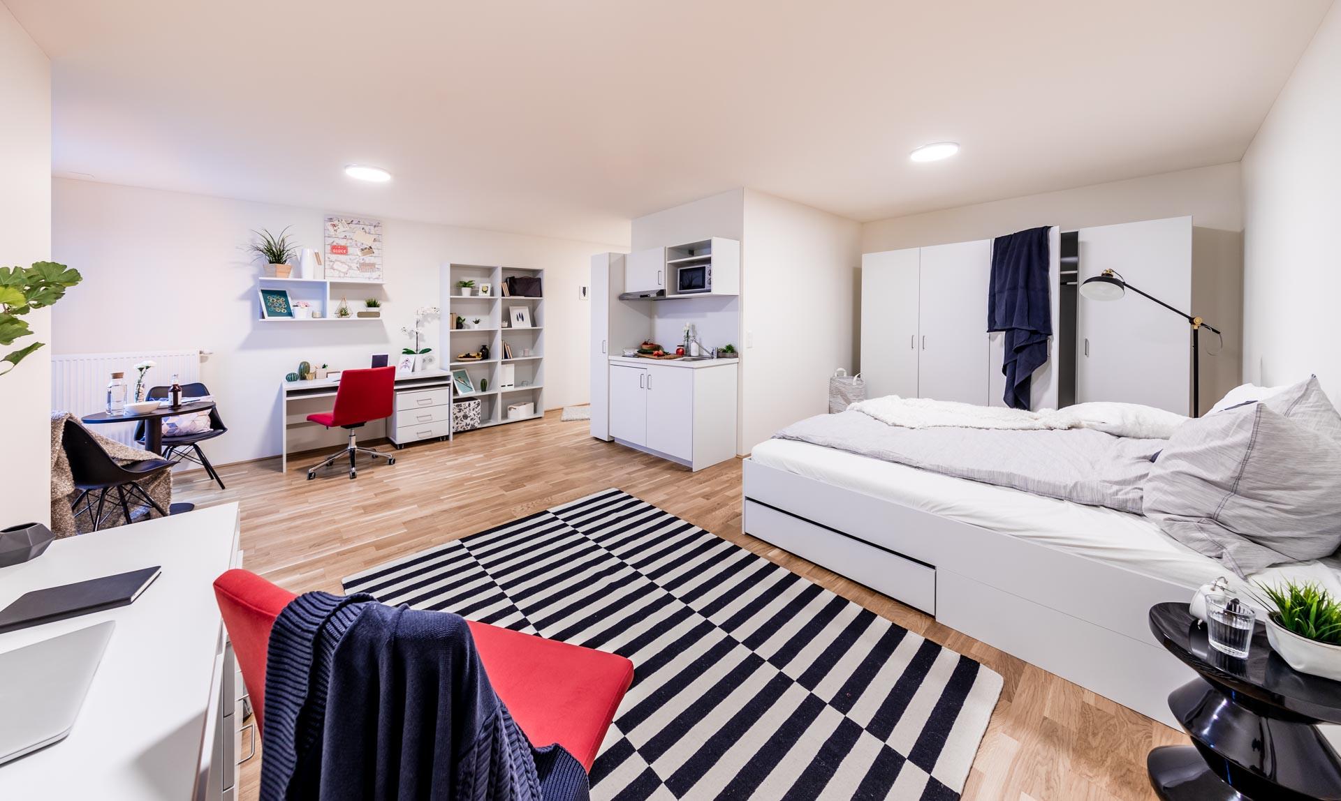 THE FIZZ Double Apartment - Alle Bereiche