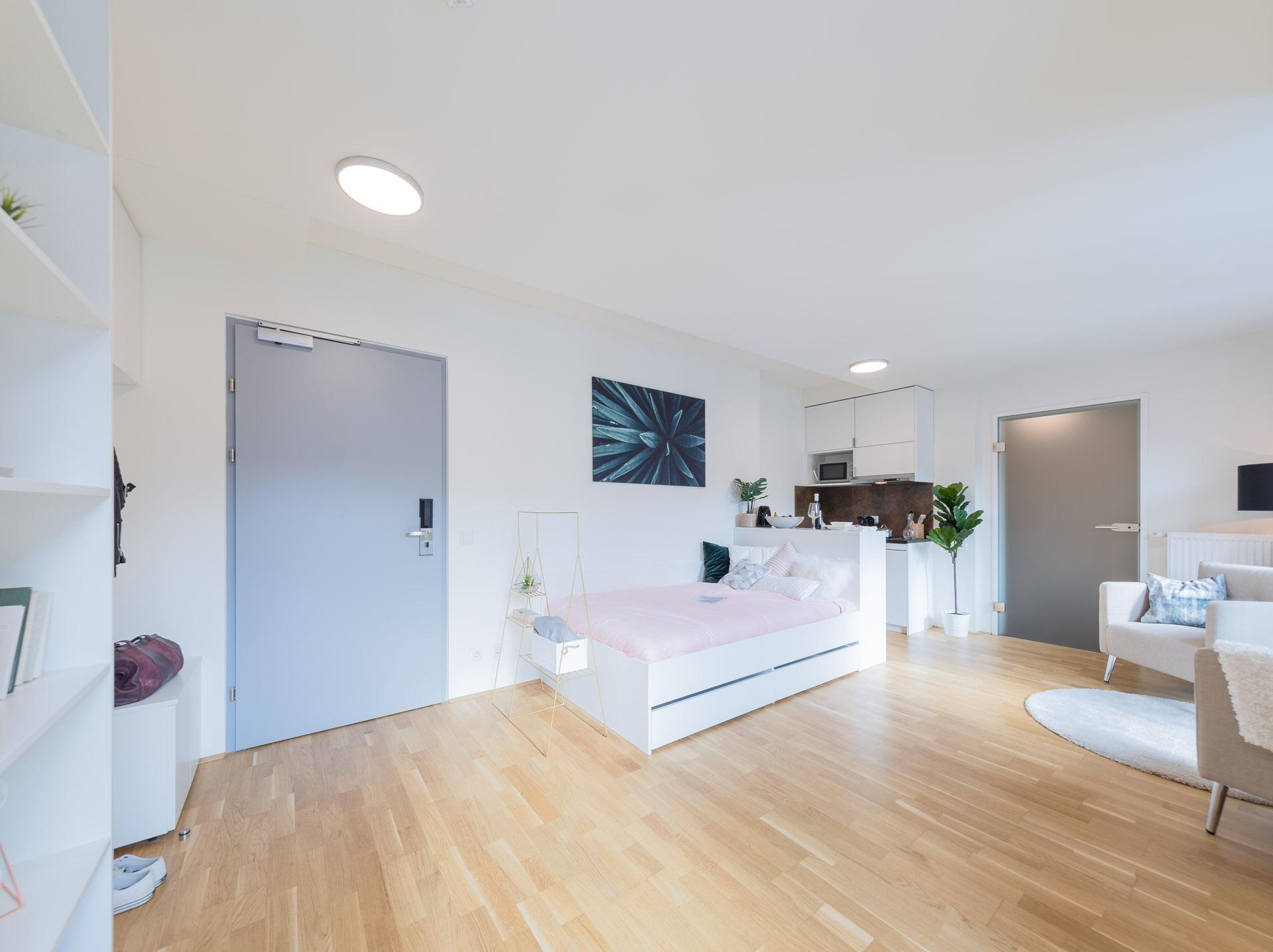THE FIZZ Plus Wien X- Large Apartment - Eingangsbereich