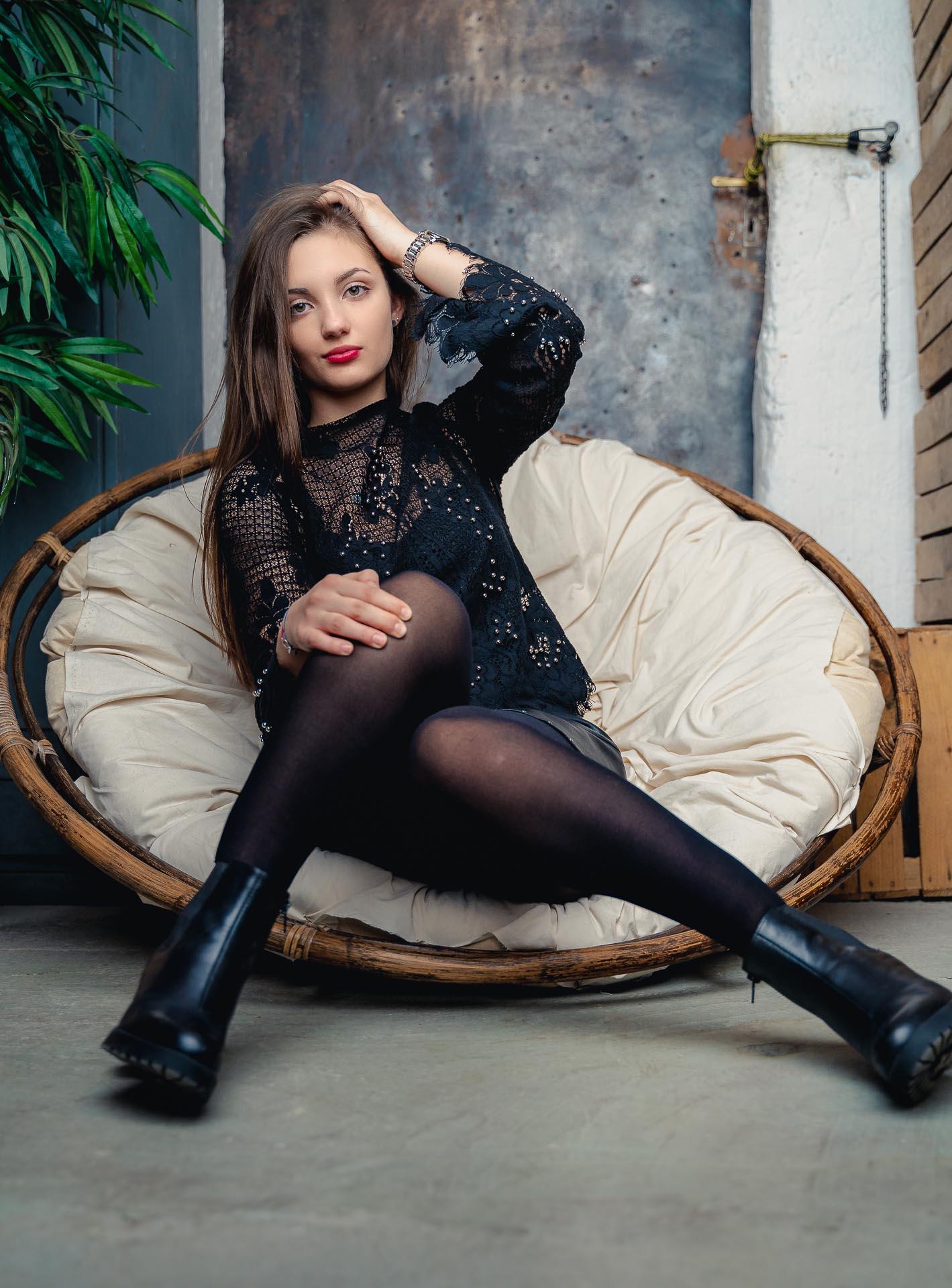 Vanessa Hochformat