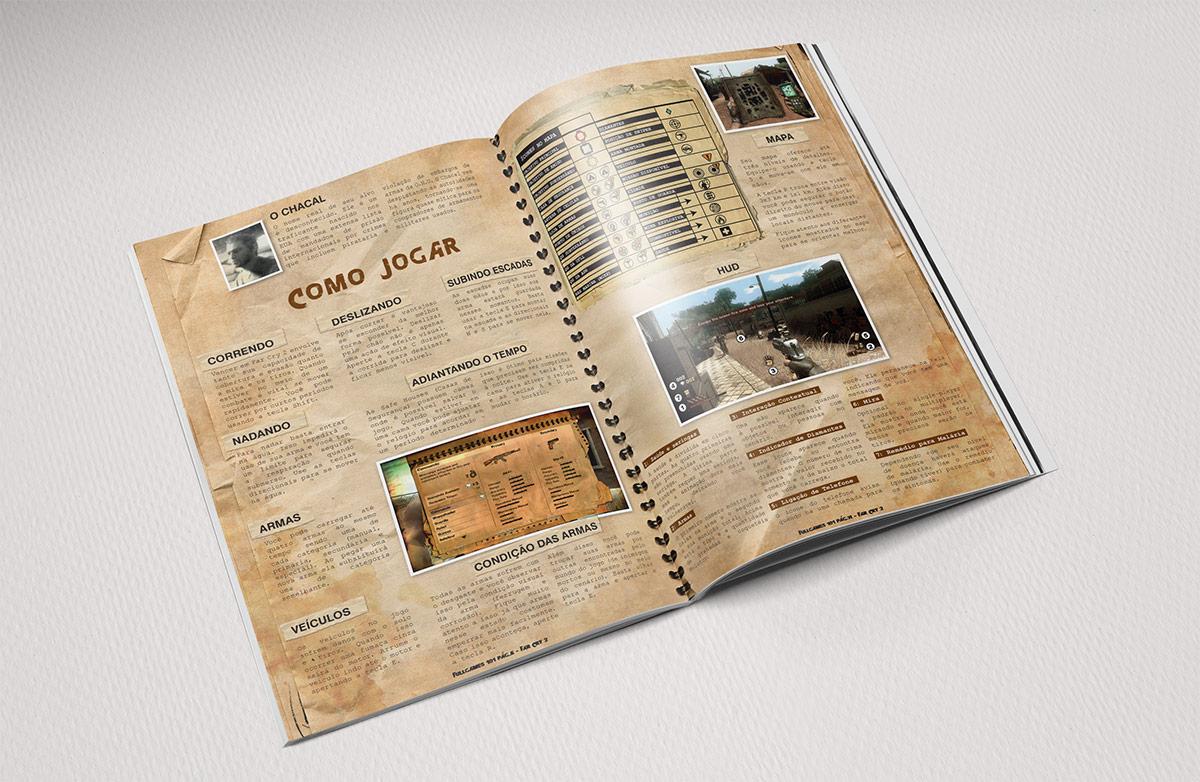 Pagina da revista Fullgames