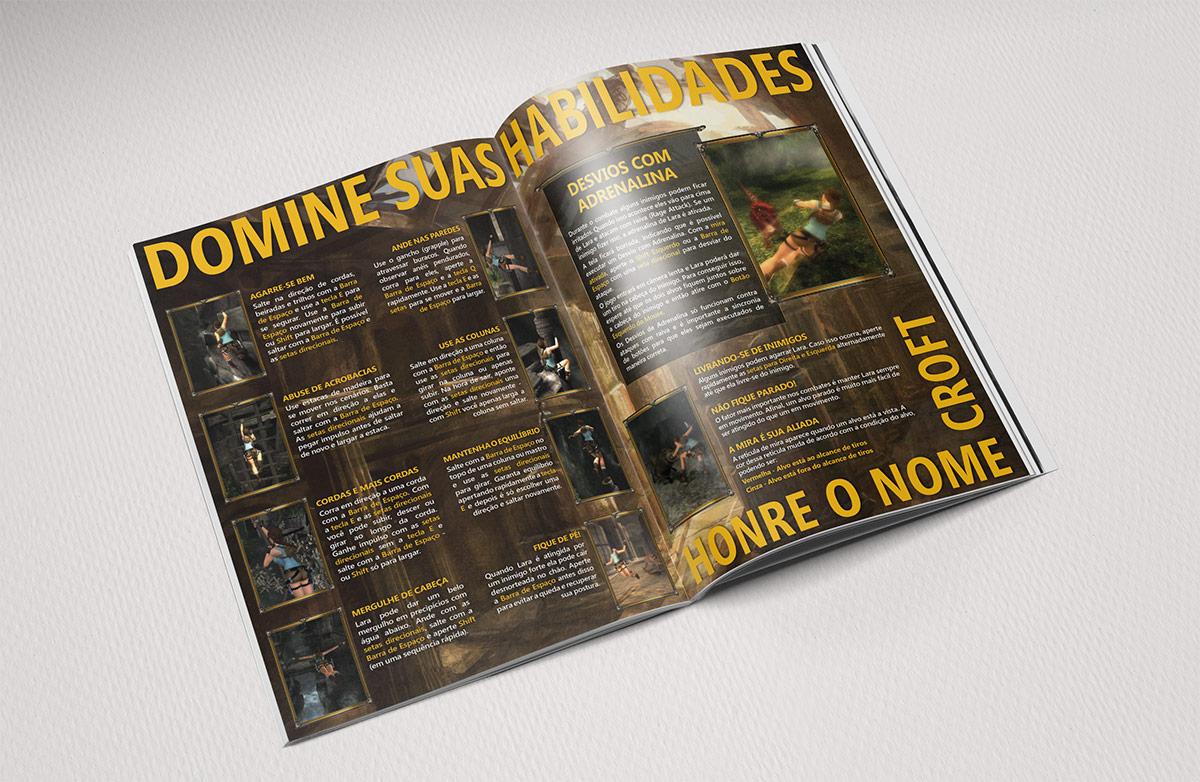 Página da revista Fullgames