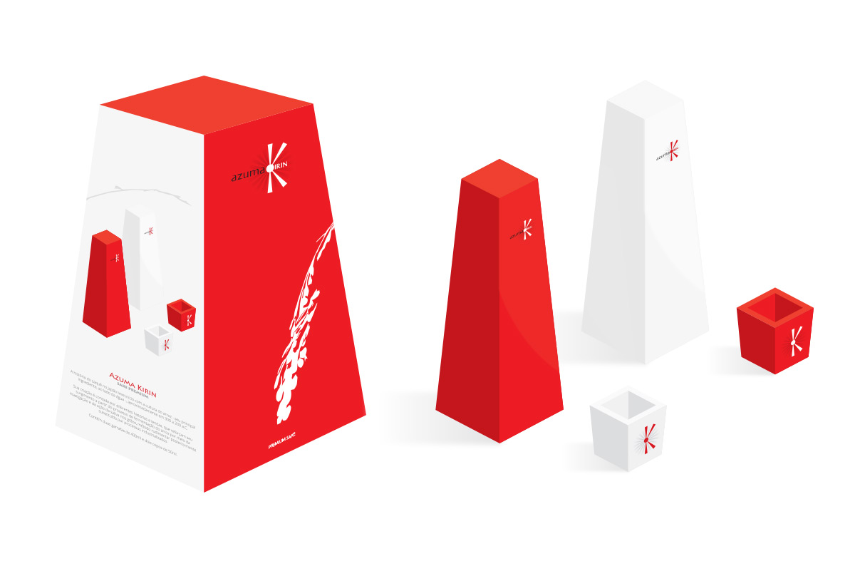 Modelo 3D de Azuma Kirin