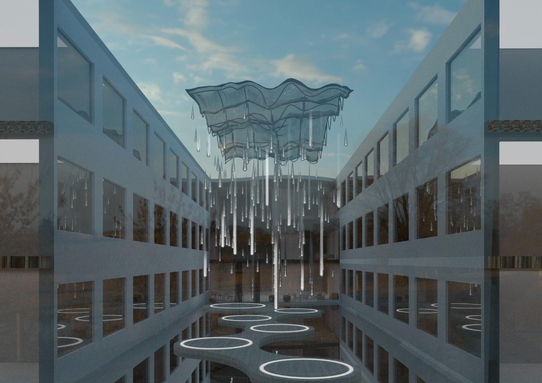 Good Health Design Integrated Studio VI 2019 – Atrium