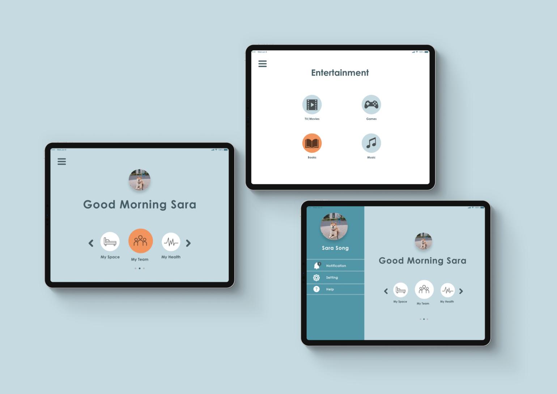 Good Health Design Integrated Studio VI 2019 – Patient App
