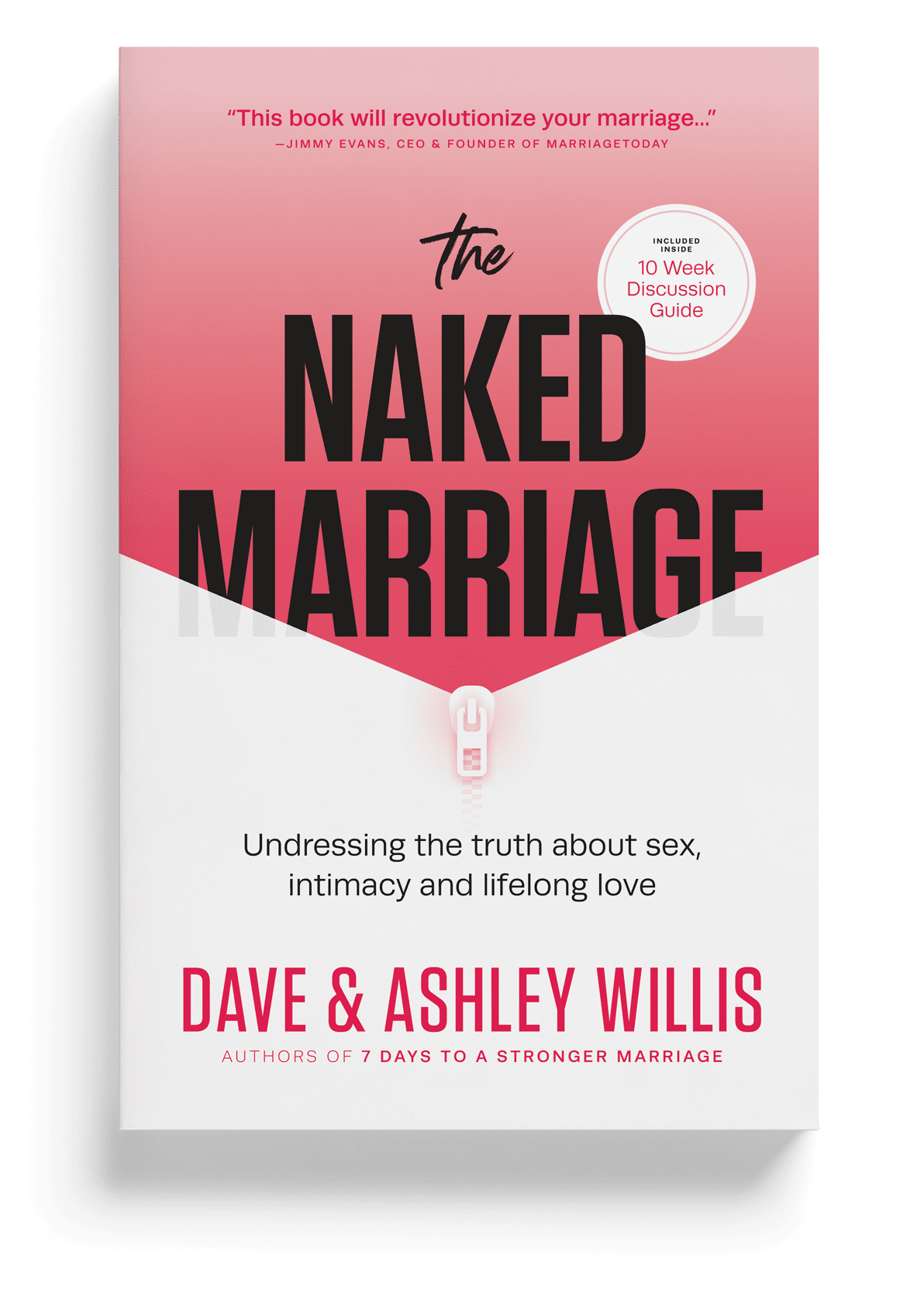 The Naked Marriage Book Cover