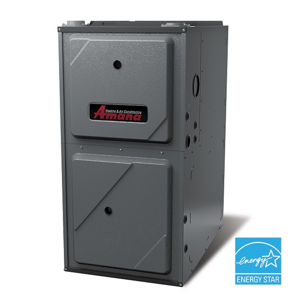 Senergy Heating and Air Conditioning install Amana Heaters
