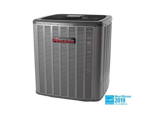 Senergy Heating & Air Conditioning installs Amana Air Conditioning Units