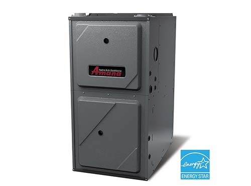 Senergy Heating and Air Conditioning installs Amana Heaters