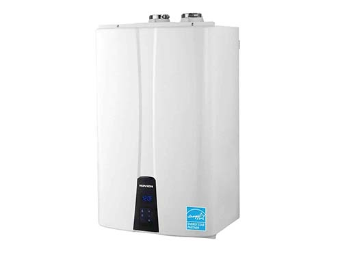 Senergy Heating and Air Conditioning installs water heaters