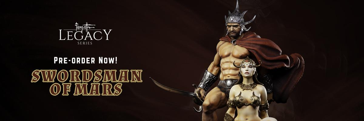 Swordsman Banner